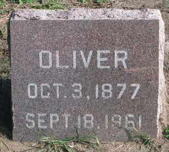 MUNSON, OLIVER - Union County, South Dakota | OLIVER MUNSON - South Dakota Gravestone Photos