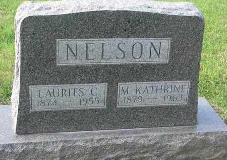 NELSON, LAURITS C. - Union County, South Dakota | LAURITS C. NELSON - South Dakota Gravestone Photos