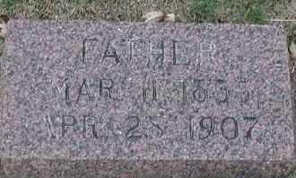 NILSON, FATHER - Union County, South Dakota   FATHER NILSON - South Dakota Gravestone Photos