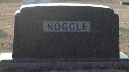 NOGGLE, PLOT - Union County, South Dakota | PLOT NOGGLE - South Dakota Gravestone Photos