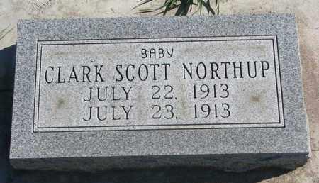 NORTHUP, CLARK SCOTT - Union County, South Dakota | CLARK SCOTT NORTHUP - South Dakota Gravestone Photos