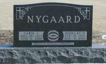 NYGAARD, DOUGLAS DEAN - Union County, South Dakota | DOUGLAS DEAN NYGAARD - South Dakota Gravestone Photos