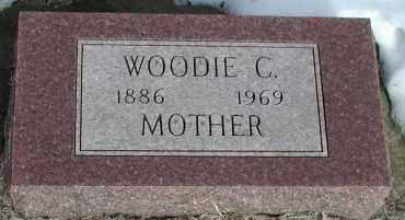 NYLUND, WOODIE C. - Union County, South Dakota | WOODIE C. NYLUND - South Dakota Gravestone Photos