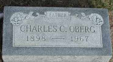 OBERG, CHARLES C. - Union County, South Dakota | CHARLES C. OBERG - South Dakota Gravestone Photos