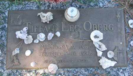 OBERG, TIFFANY LEE - Union County, South Dakota | TIFFANY LEE OBERG - South Dakota Gravestone Photos