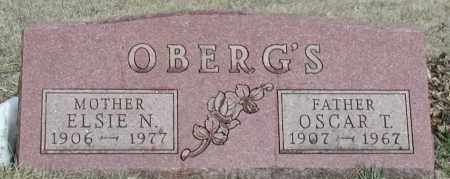 OBERG, OSCAR T. - Union County, South Dakota | OSCAR T. OBERG - South Dakota Gravestone Photos