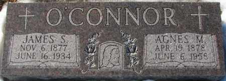 O'CONNOR, AGNES M. - Union County, South Dakota | AGNES M. O'CONNOR - South Dakota Gravestone Photos