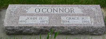 O'CONNOR, JOHN H. - Union County, South Dakota   JOHN H. O'CONNOR - South Dakota Gravestone Photos