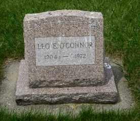 O'CONNOR, LEO E. - Union County, South Dakota   LEO E. O'CONNOR - South Dakota Gravestone Photos