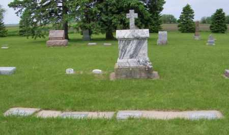 O'CONNOR, *PLOT - JOSEPH J. - Union County, South Dakota | *PLOT - JOSEPH J. O'CONNOR - South Dakota Gravestone Photos
