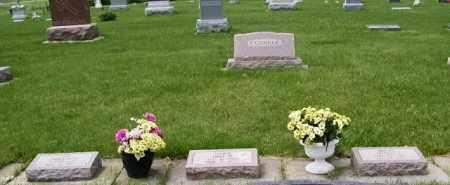 O'CONNOR, *PLOT - MIKE, AILEEN & DONALD - Union County, South Dakota | *PLOT - MIKE, AILEEN & DONALD O'CONNOR - South Dakota Gravestone Photos