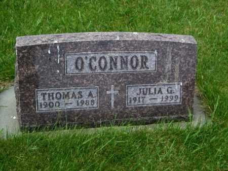 O'CONNOR, JULIA G. - Union County, South Dakota | JULIA G. O'CONNOR - South Dakota Gravestone Photos