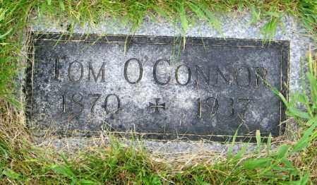 O'CONNOR, TOM - Union County, South Dakota   TOM O'CONNOR - South Dakota Gravestone Photos