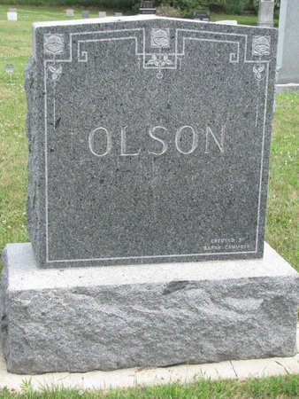 OLSON, *FAMILY MONUMENT - Union County, South Dakota | *FAMILY MONUMENT OLSON - South Dakota Gravestone Photos