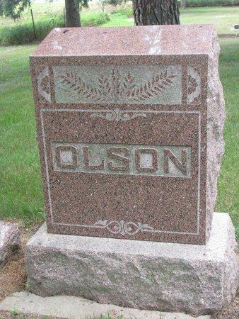OLSON, *FAMILY MONUMENT-CARRIE, CARI, JOHN & SOREN - Union County, South Dakota   *FAMILY MONUMENT-CARRIE, CARI, JOHN & SOREN OLSON - South Dakota Gravestone Photos