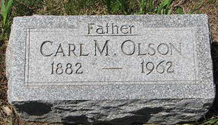 OLSON, CARL M. - Union County, South Dakota | CARL M. OLSON - South Dakota Gravestone Photos