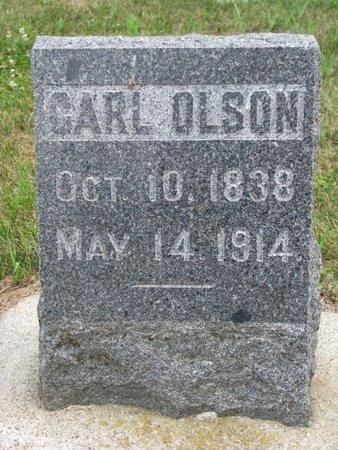 OLSON, CARL - Union County, South Dakota | CARL OLSON - South Dakota Gravestone Photos