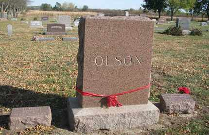 OLSON, *FAMILY PLOT - Union County, South Dakota   *FAMILY PLOT OLSON - South Dakota Gravestone Photos