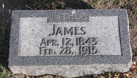 OLSON, JAMES - Union County, South Dakota | JAMES OLSON - South Dakota Gravestone Photos