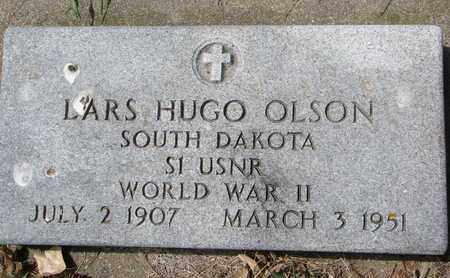 OLSON, LARS HUGO (WORLD WAR II) - Union County, South Dakota | LARS HUGO (WORLD WAR II) OLSON - South Dakota Gravestone Photos