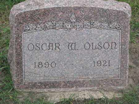 OLSON, OSCAR - Union County, South Dakota | OSCAR OLSON - South Dakota Gravestone Photos