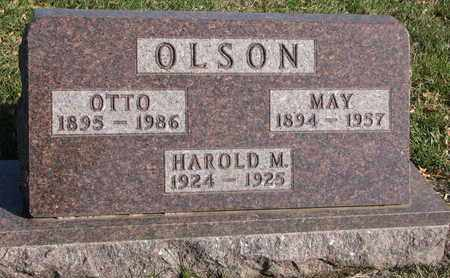 OLSON, MAY - Union County, South Dakota | MAY OLSON - South Dakota Gravestone Photos