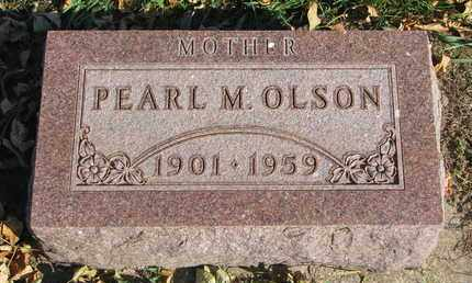 OLSON, PEARL M. - Union County, South Dakota | PEARL M. OLSON - South Dakota Gravestone Photos