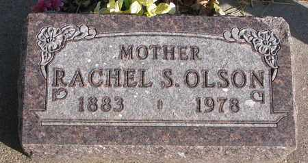 OLSON, RACHEL S. - Union County, South Dakota | RACHEL S. OLSON - South Dakota Gravestone Photos