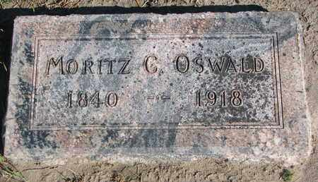 OSWALD, MORITZ C. - Union County, South Dakota | MORITZ C. OSWALD - South Dakota Gravestone Photos