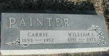 PAINTER, WILLIAM E - Union County, South Dakota | WILLIAM E PAINTER - South Dakota Gravestone Photos