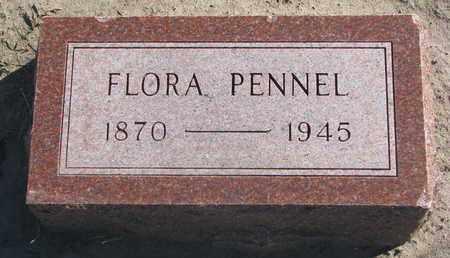 PENNEL, FLORA - Union County, South Dakota | FLORA PENNEL - South Dakota Gravestone Photos