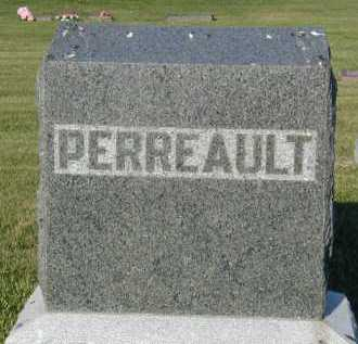 PERREAULT, *FAMILY MARKER - Union County, South Dakota | *FAMILY MARKER PERREAULT - South Dakota Gravestone Photos