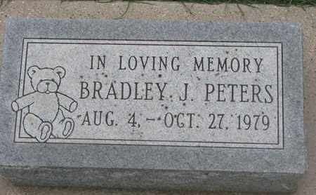 PETERS, BRADLEY J. - Union County, South Dakota | BRADLEY J. PETERS - South Dakota Gravestone Photos