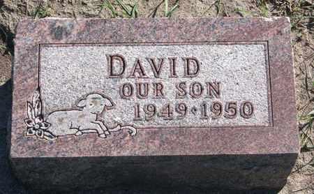 PETERSEN, DAVID - Union County, South Dakota   DAVID PETERSEN - South Dakota Gravestone Photos