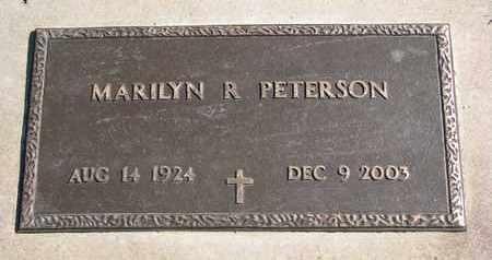 PETERSON, MARILYN R. - Union County, South Dakota | MARILYN R. PETERSON - South Dakota Gravestone Photos