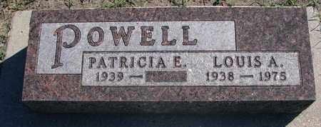 POWELL, PATRICIA E. - Union County, South Dakota | PATRICIA E. POWELL - South Dakota Gravestone Photos