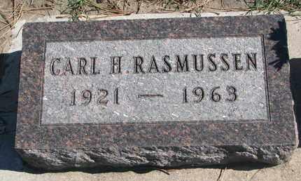 RASMUSSEN, CARL H. - Union County, South Dakota | CARL H. RASMUSSEN - South Dakota Gravestone Photos