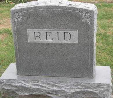 REID, FAMILY STONE - Union County, South Dakota | FAMILY STONE REID - South Dakota Gravestone Photos