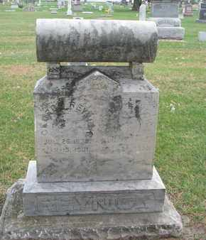 REYNICK, MARY - Union County, South Dakota | MARY REYNICK - South Dakota Gravestone Photos