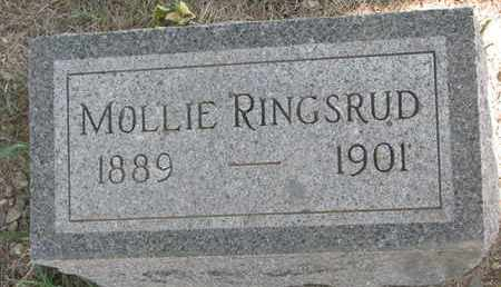 RINGSRUD, MOLLIE - Union County, South Dakota | MOLLIE RINGSRUD - South Dakota Gravestone Photos