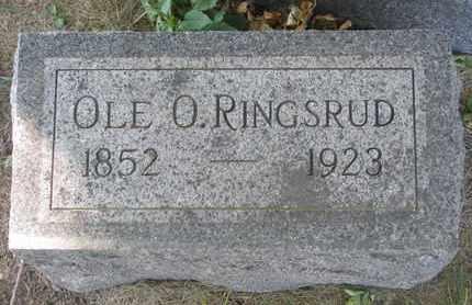 RINGSRUD, OLE O. - Union County, South Dakota | OLE O. RINGSRUD - South Dakota Gravestone Photos