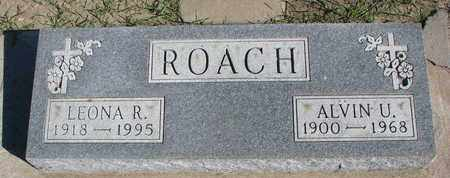ROACH, LEONA R. - Union County, South Dakota | LEONA R. ROACH - South Dakota Gravestone Photos