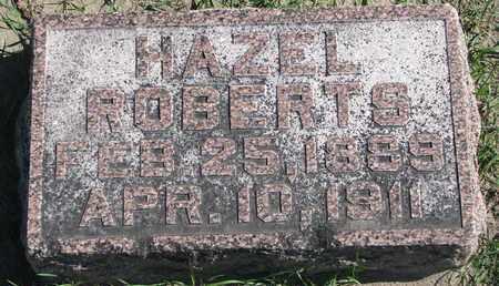 ROBERTS, HAZEL - Union County, South Dakota | HAZEL ROBERTS - South Dakota Gravestone Photos