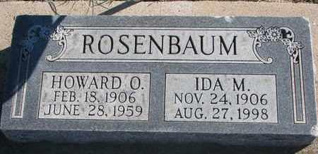 ROSENBAUM, IDA M. - Union County, South Dakota | IDA M. ROSENBAUM - South Dakota Gravestone Photos