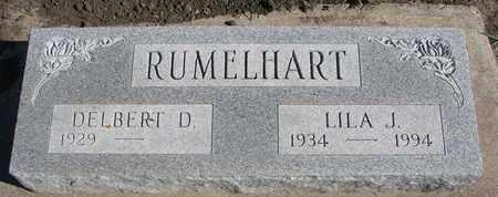 RUMELHART, DELBERT D. - Union County, South Dakota | DELBERT D. RUMELHART - South Dakota Gravestone Photos