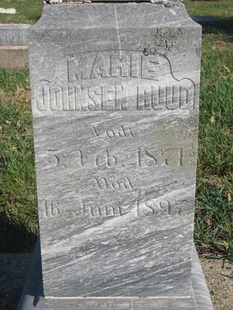 RUUD, MARIE (CLOSEUP) - Union County, South Dakota | MARIE (CLOSEUP) RUUD - South Dakota Gravestone Photos