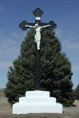 **SAINT JOHN, CROSS - Union County, South Dakota | CROSS **SAINT JOHN - South Dakota Gravestone Photos