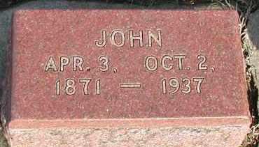 SCHNEIDERHEINZE, JOHN - Union County, South Dakota | JOHN SCHNEIDERHEINZE - South Dakota Gravestone Photos