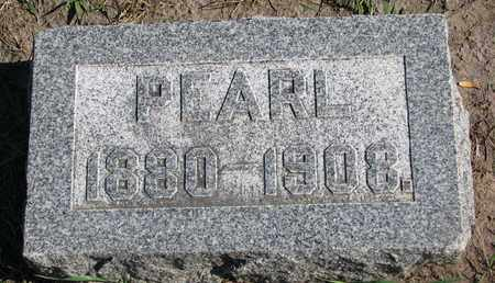 SCHUMACHER, PEARL - Union County, South Dakota | PEARL SCHUMACHER - South Dakota Gravestone Photos