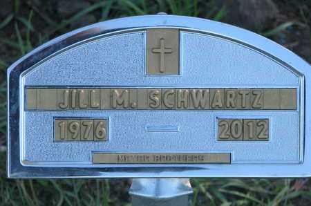 SCHWARTZ, JILL M. - Union County, South Dakota | JILL M. SCHWARTZ - South Dakota Gravestone Photos